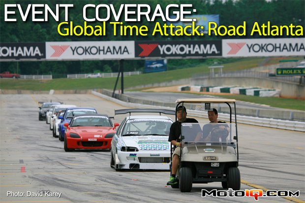 Global Time Attack Round 2 - Road Atlanta