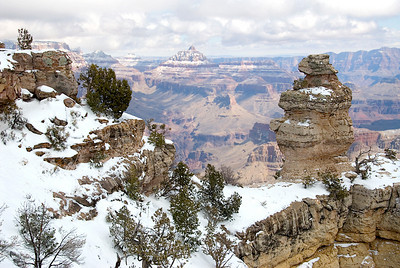 Grand Canyon National Park - Copyright © 2009 NSL Photography. All Rights Reserved