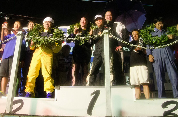 WE WIN!  12hr race Aug 8th 2014