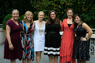Cook bridesmaids luncheon