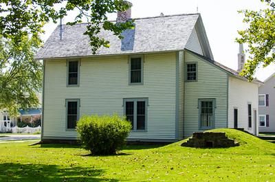 Gen. John J. Pershing Boyhood Home SHS (09.03.17)