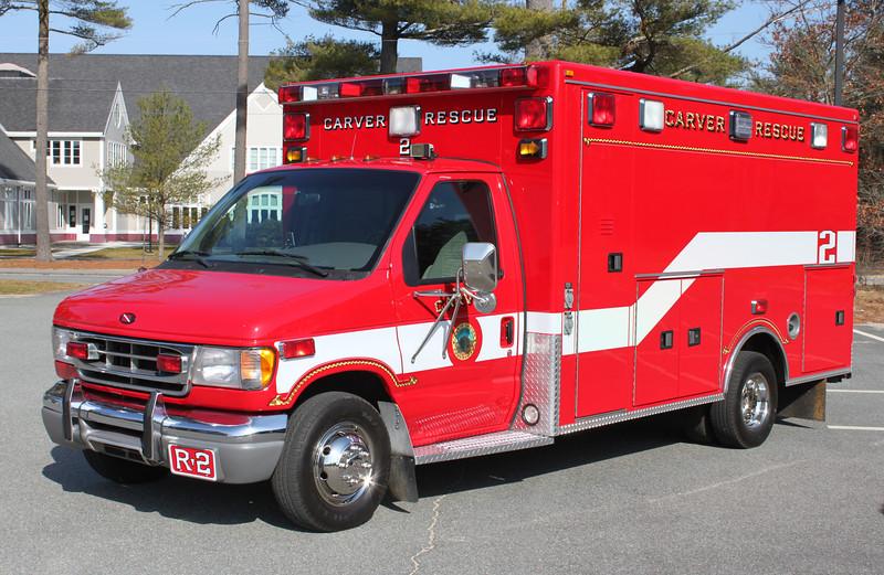 Rescue 2   2000 Ford E-450 / Road Rescue