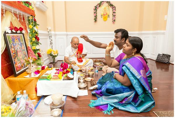 Jagadi & Sriram Housewarming