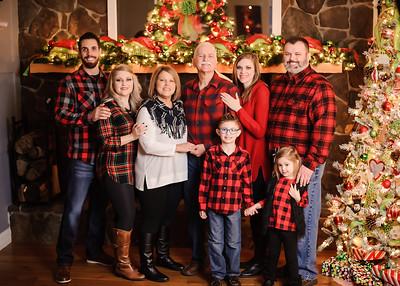 Walters Family 2018