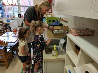 Sophia's preschool