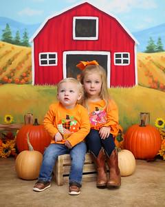Gale Pumpkin Mini