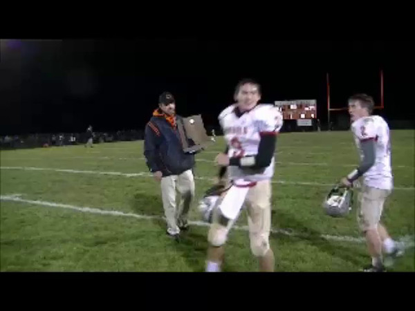 SNHS Football vs Culver - Sectional 2011