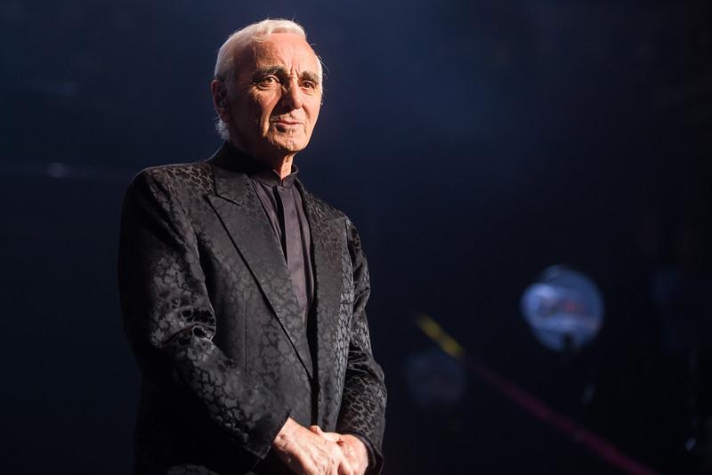 Charles Aznavour @ RAH