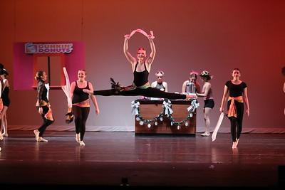 2019-12-09 1st Semester Dance Program Concert