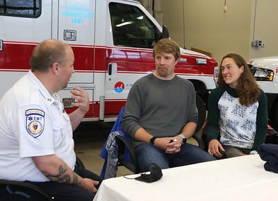 Armstrong Ambulance reunion