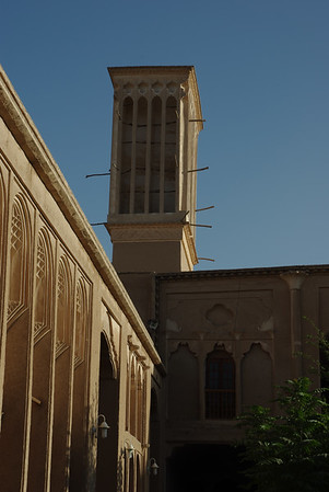 20100603 Yazd - Miasto z błotka