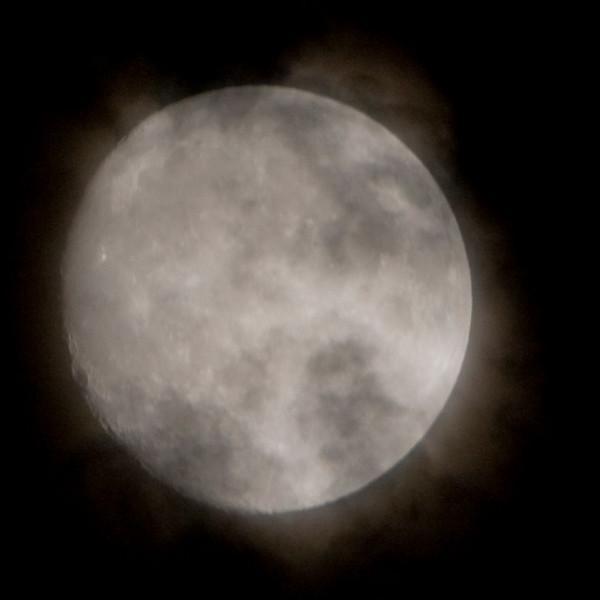 Moonlight in Misawa