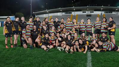 20211006 - Girls U18 - Wellington Centurions vs Wellington Maori
