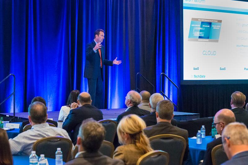 Tech Data Executive Briefing