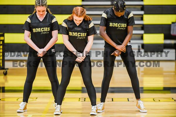 20180123 Bishop Moore Dance