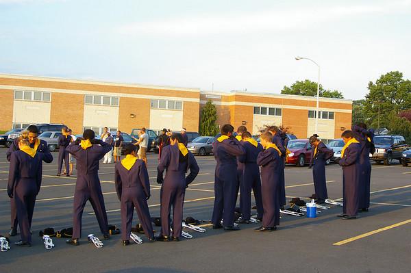 Drum & Bugle: Madison Scouts & Casper Troopers