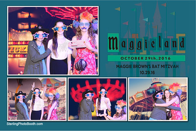 Maggie's Bat Mitzvah