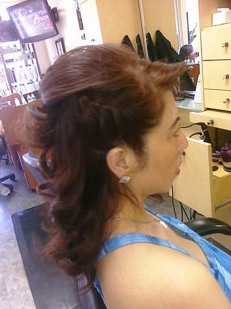 Mom Hair Trial 2010