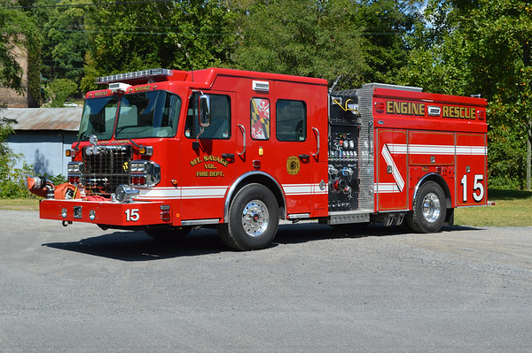 Company 15 - Mt. Savage Fire Department