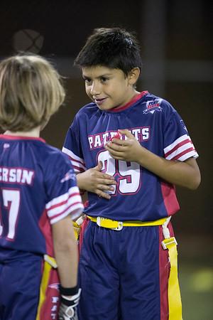 Div 2 Patriots vs Ravens 10-25-13