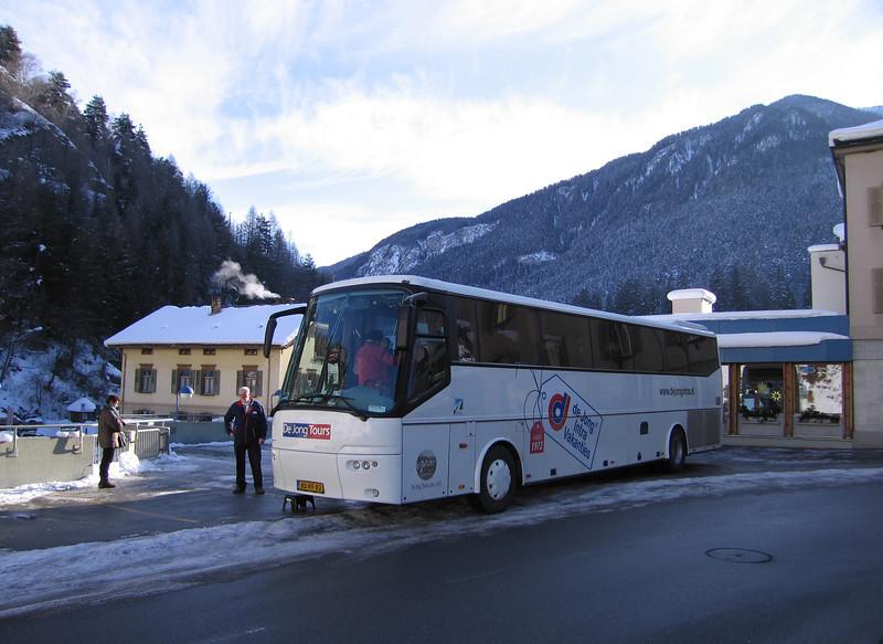 VDL BOVA Bus