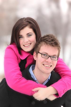 Holly and Derek