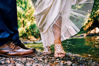 Emily & Darren's Wedding Sneak Peek