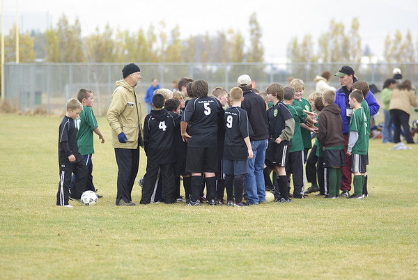 Midgets Soccer 08