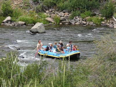 July 2013 - Lake activies