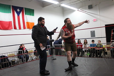 Renegade Wrestling Alliance Christmas Chaos December 9, 2017