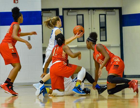 Lady Panthers, Junior Varsity, South Grand Prairie,12-08-15, Basketball-17