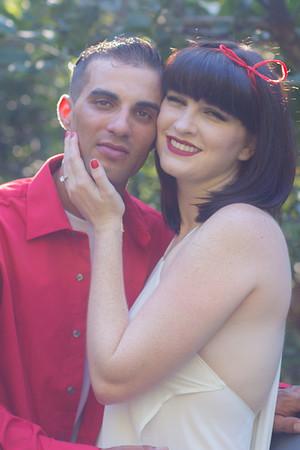 Leah & Alex