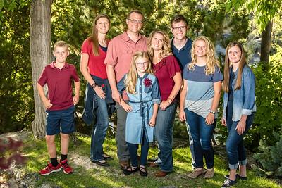Amber Andersen Family 2019
