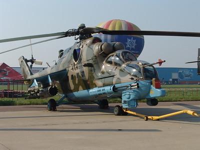 Mi-24PN (Russia)