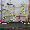 "$220 Schwinn Varsity 10 spd Road Bike #1030501 21"" frame, 27"" wheels."