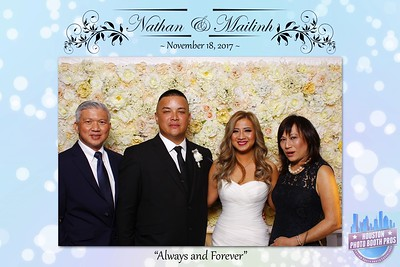 Nathan and Mailinh 11-18-17