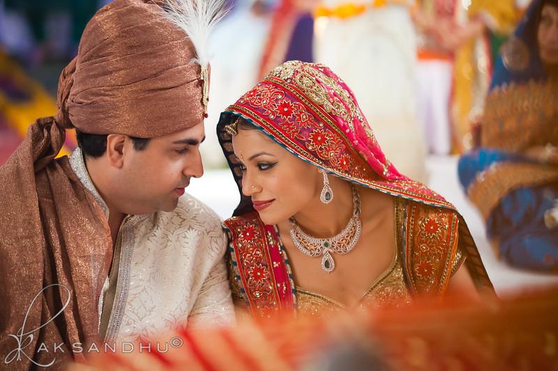 Sunset Wedding at Fatehgarh