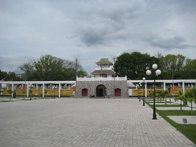 Dien Bien Phu - Martyrs Cemetery