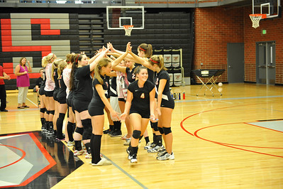 <center><br>Lady Titan Volleyball <br>Union vs Heritage<br>Sept 15, 2009</center>