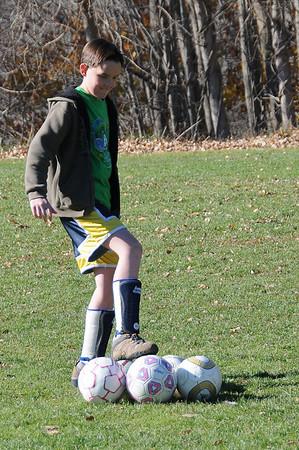 Rising Stars Soccer 11-13-10