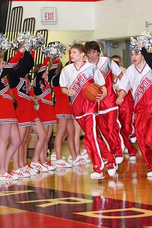 2008 Mentor vs Shaw Basketball