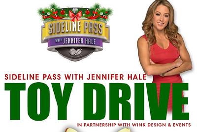 Jen Hale's Toy Drive 12/1/16