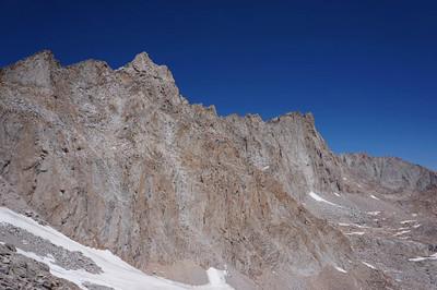 Mt. Whitney's 97 Switchbacks - June 10, 2012