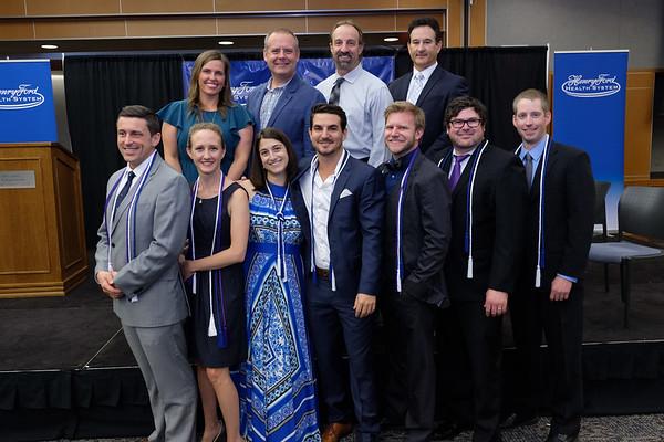 HF Macomb Resident Graduation 2018