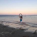 Brenna Ballet Beach Santa Barbara