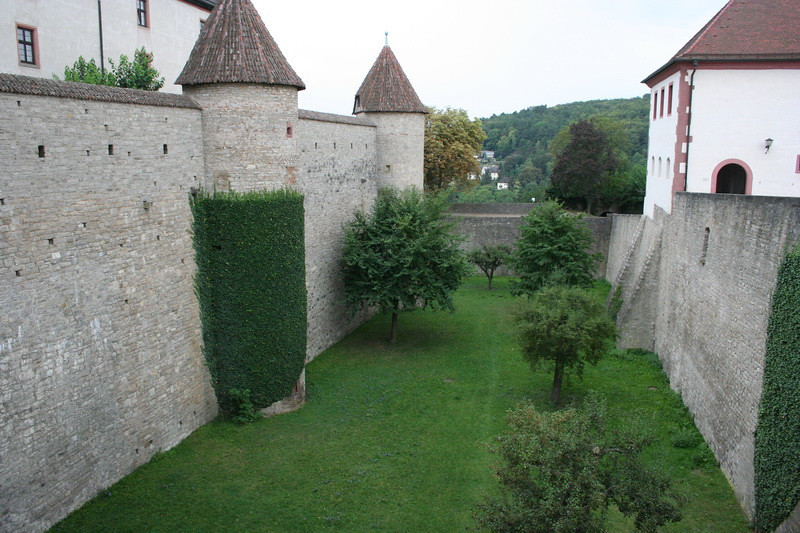 Wurzburg,Germany - Fortress Marienburg