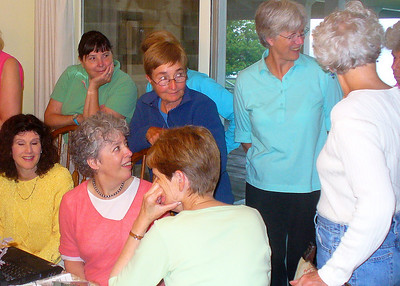 Alison's Shipley Reunion