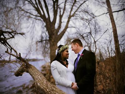 Kiara & Mark [wedding]