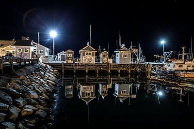 Harbor Night