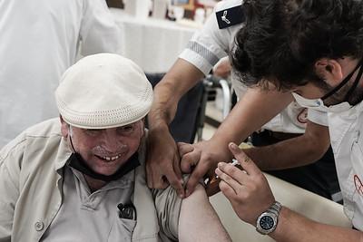 20210802 COVID-19: 3rd Vaccine for Seniors